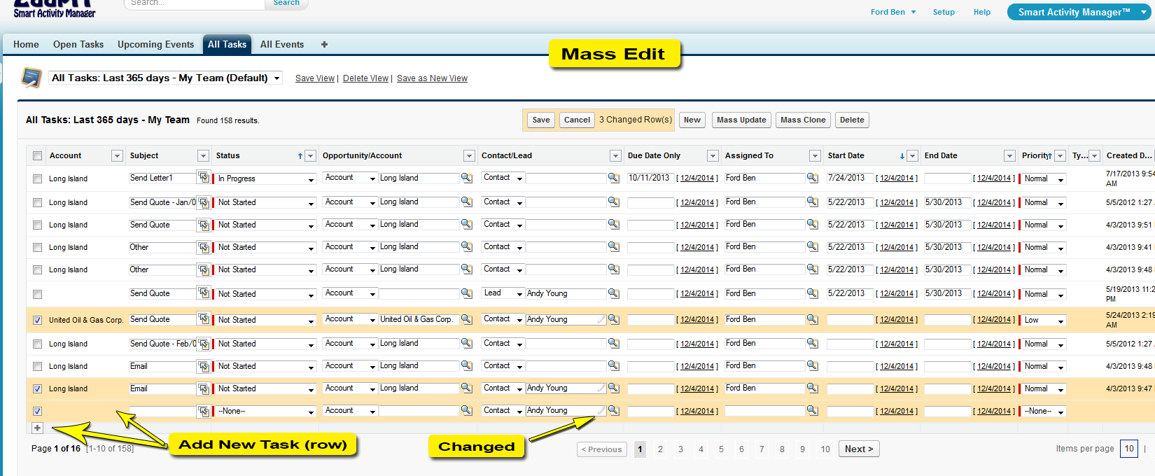 Smart Activity Manager Image #2