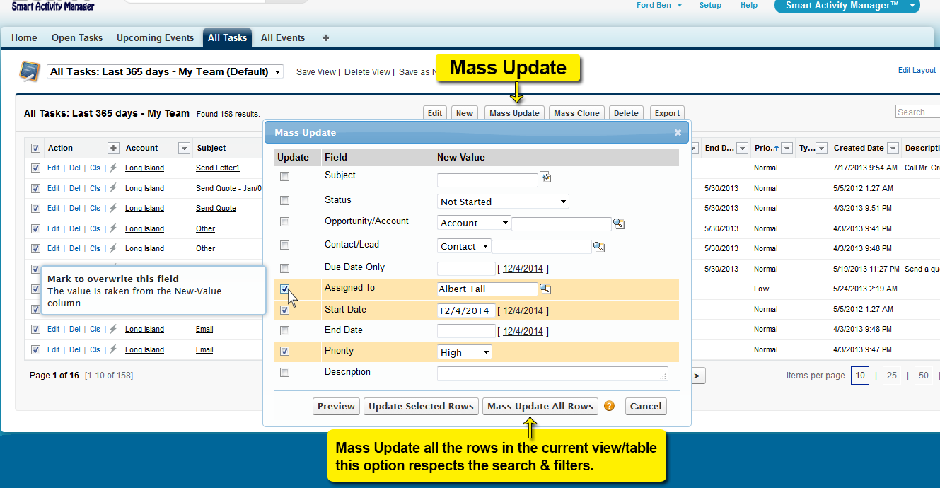 Smart Activity Manager Image #3